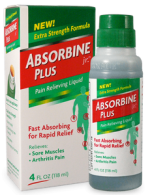 Absorbine Jr.