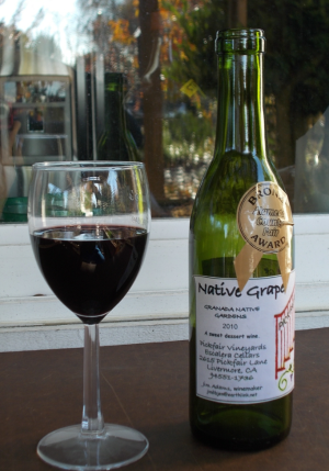Native Grape Wine